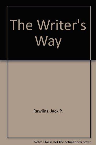 9780395357880: The writer's way
