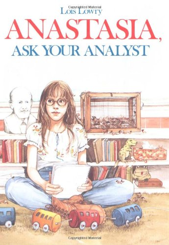 9780395360118: Anastasia, Ask Your Analyst