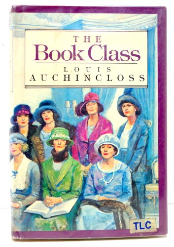 The Book Class: Auchincloss, Louis