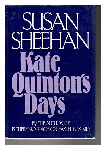 9780395362204: Kate Quinton's Days