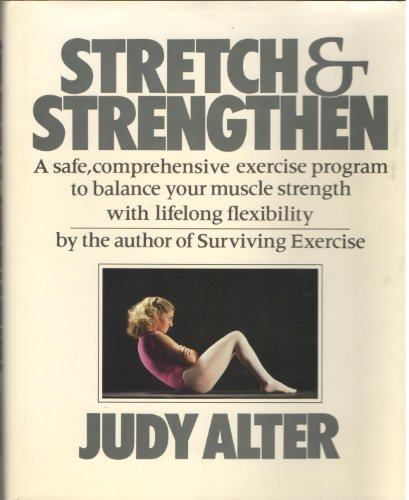 9780395362631: Stretch and Strengthen