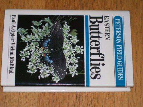9780395364529: A Field Guide to Eastern Butterflies (Peterson Field Guide Series)