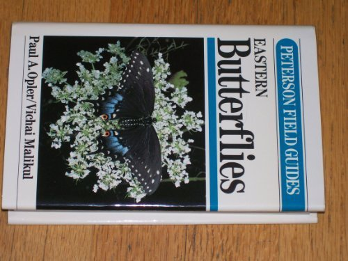 9780395364529: FG EAST BUTTERFLIES CL (Peterson Field Guide Series)