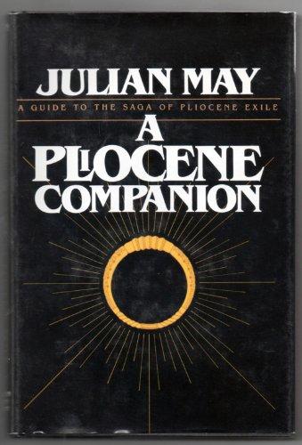 9780395365168: Pliocene Companion 1ST Edition