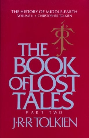 9780395366141: The Book of Lost Tales, Part Two (History of Middle-Earth)