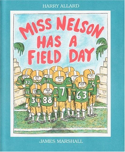 9780395366905: Miss Nelson Has a Field Day