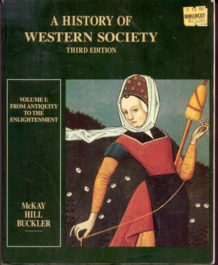 9780395369166: A History of Western Society