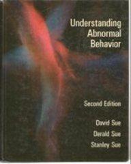 9780395369470: Understanding abnormal behavior