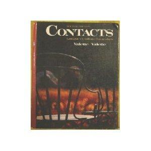 Contacts: Langue Et Culture Francaises/Book and 1: Jean-Paul Valette