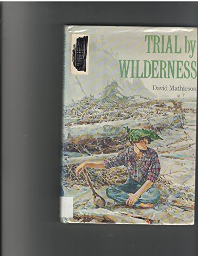 9780395376973: Trial by wilderness