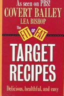 Target Recipes (039537698X) by Bailey, Covert; Bishop, Lea