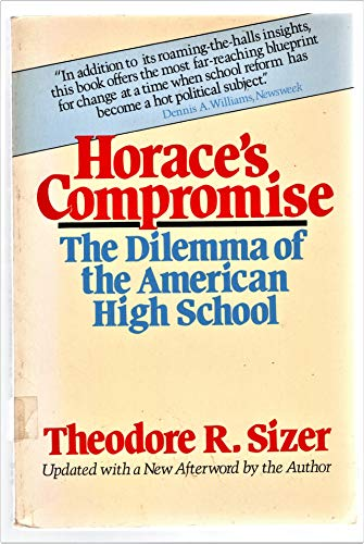 9780395377536: Horace's Compromise
