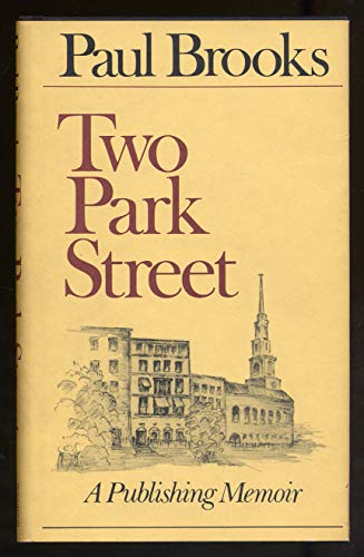 TWO PARK STREET: Brooks, Paul