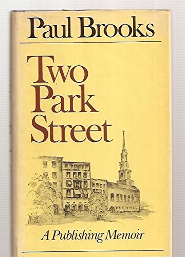 Two Park Street: A Publishing Memoir.