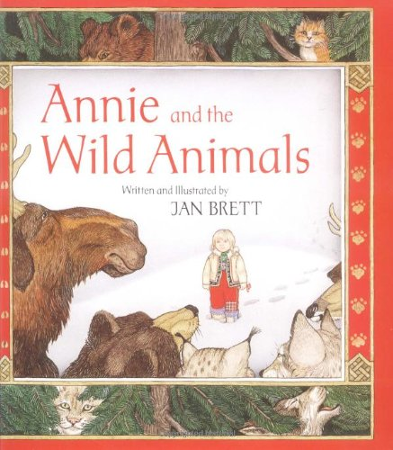 9780395378007: Annie and the Wild Animals