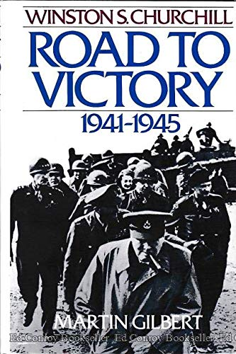 9780395378595: Winston S. Churchill: Road to Victory, 1941-1945 (Winston Churchill)