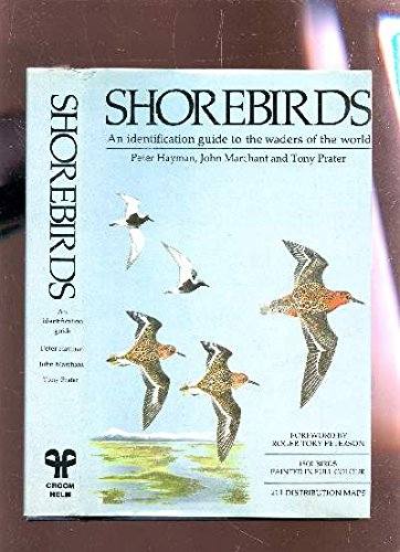 9780395379035: Shorebirds: An Identification Guide to the Waders of the World