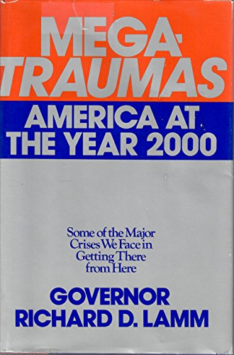 9780395379127: Megatraumas: America at the Year 2000