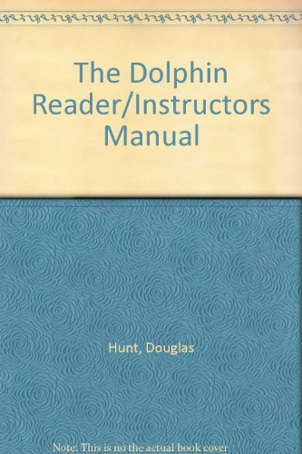 9780395381151: The Dolphin Reader/Instructors Manual