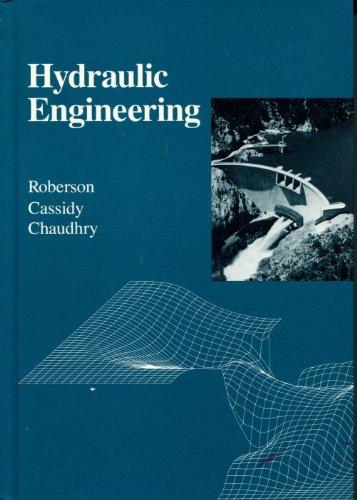 Hydraulic Engineering: Roberson, John A.;