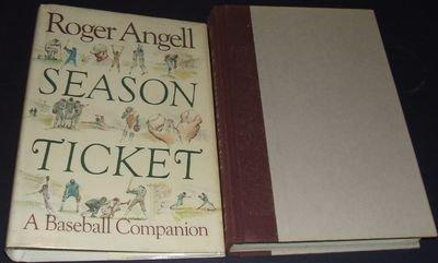 9780395381656: Season Ticket: A Baseball Companion
