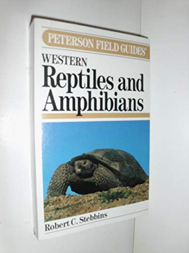 9780395382530: A Field Guide to Western Reptiles and Amphibians (Peterson Field Guides, No. 16)