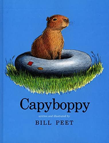 9780395383681: Capyboppy