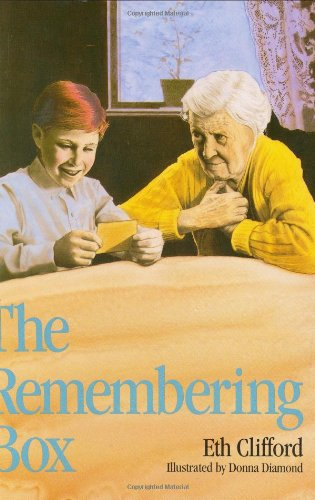 9780395384763: The Remembering Box