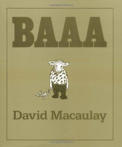 Baaa: Macaulay, David