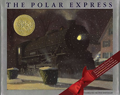 9780395389492: The Polar Express [With Cardboard Ornament]