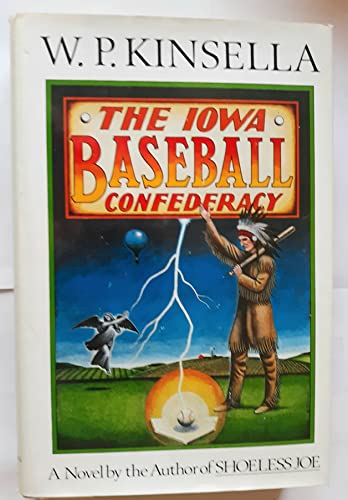 9780395389522: The Iowa Baseball Confederacy