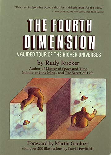 9780395393888: The Fourth Dimension: A Guided Tour of the Higher Universes