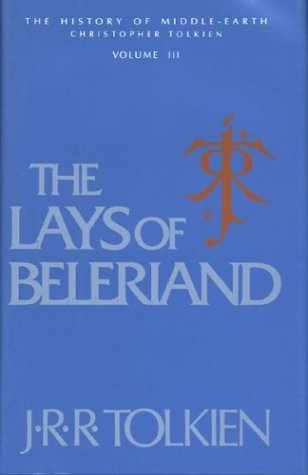 9780395394298: Lays of Beleriand