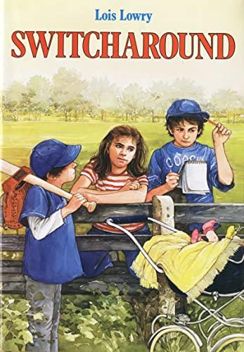 Switcharound (Just the Tates!): Lois Lowry