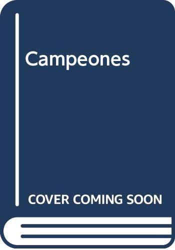 9780395395622: Campeones