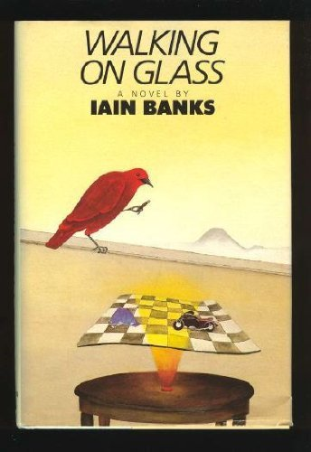 WALKING ON GLASS.: Banks, Iain.