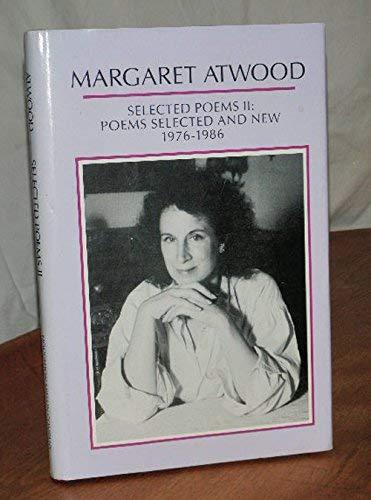 9780395404232: Selected Poems II, 1976-1986