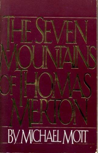 9780395404515: Seven Mountains of Thomas Merton