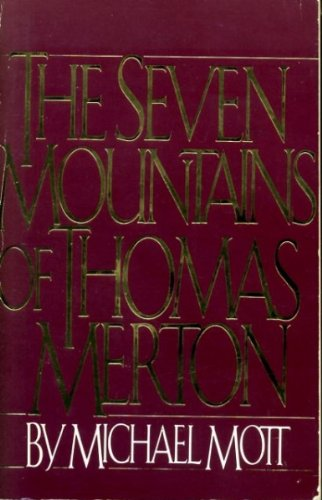 9780395404515: Seven Mountains of T Merton Pb