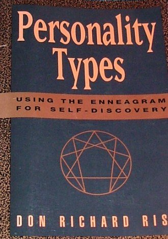 9780395405758: Personality types: Using the enneagram for self-discovery