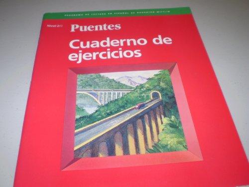 Puentes Cuaderno de ejercicios Nivel 2/2: Barrera, Rosalinda