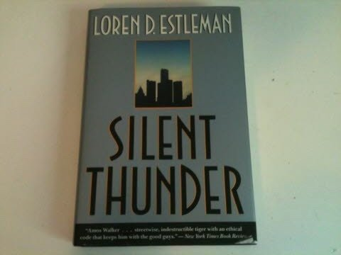 Silent Thunder (Amos Walker Novels)