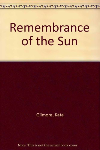 9780395411049: Remembrance of the Sun