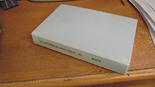 9780395413418: The Best American Short Stories 1987