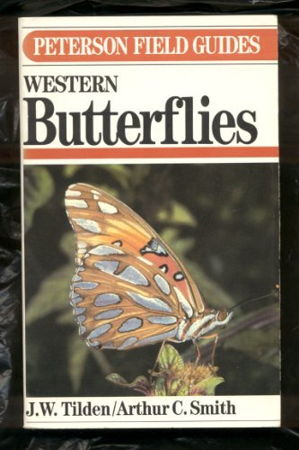 9780395416549: A Field Guide to Western Butterflies (The Peterson Field Guide Series)