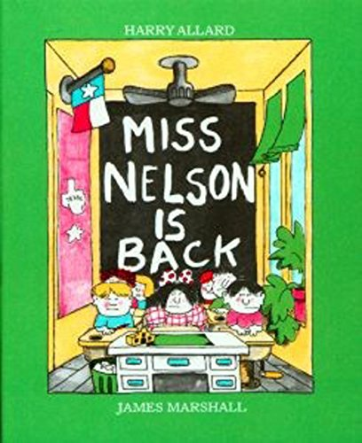 9780395416686: Miss Nelson Is Back: Reading Rainbow