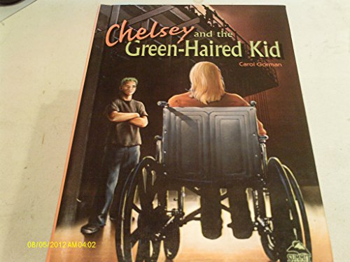 9780395418543: Chelsey and the Green-Haired Kid
