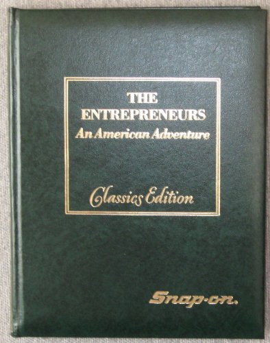 9780395420201: The Entrepreneurs: An American Adventure