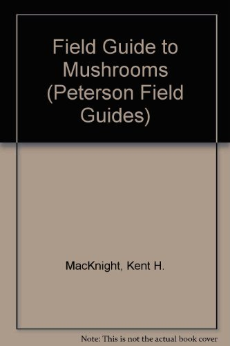 9780395421017: A Field Guide to Mushrooms North America (Peterson Field Guide Series)