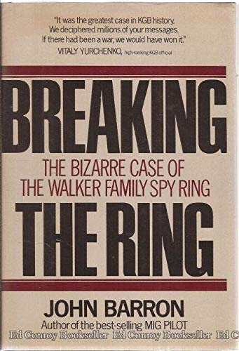 9780395421109: Breaking the Ring